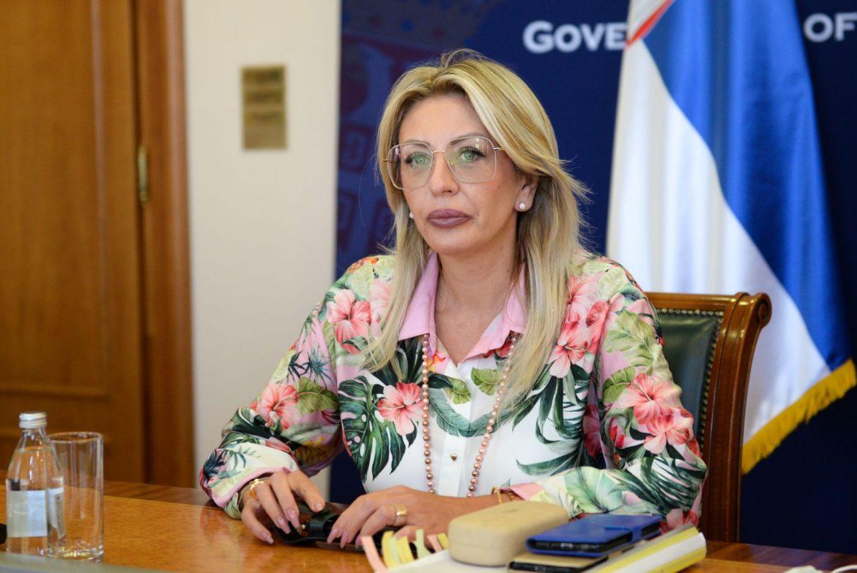 J. Joksimović:烏爾蘇拉·馮·德萊恩的訪問——塞爾維亞與歐盟建立夥伴關係的強大動力